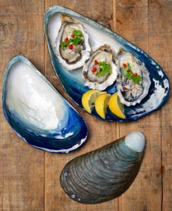 Malia Landis Ceramic Mussels
