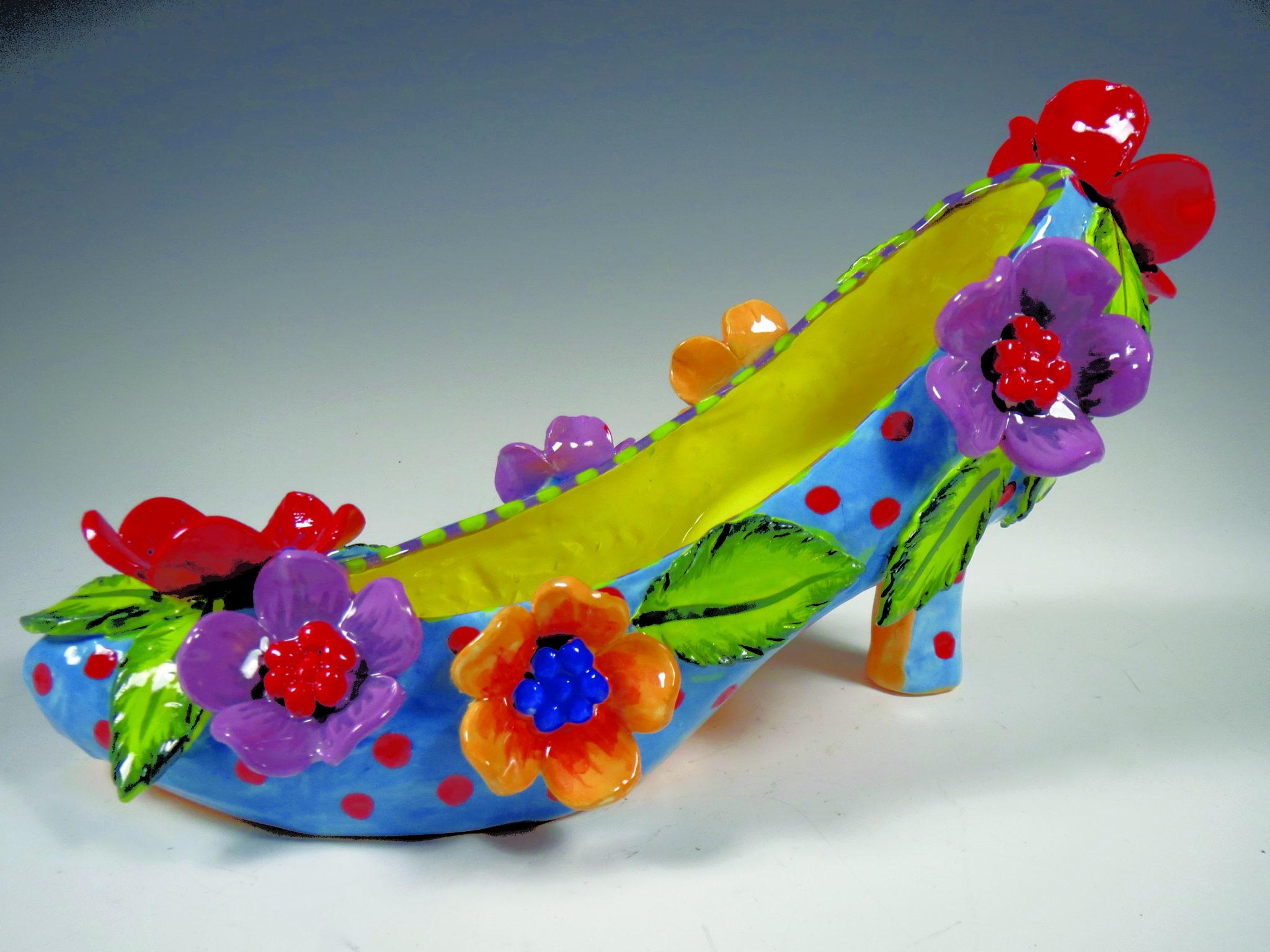Jacqueline Thompson - Ceramic Artist - Board of Directors ACGA