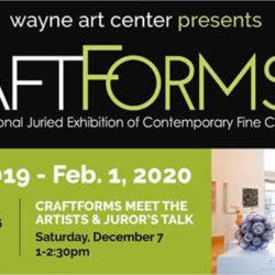 Mari Emori at Craftforms