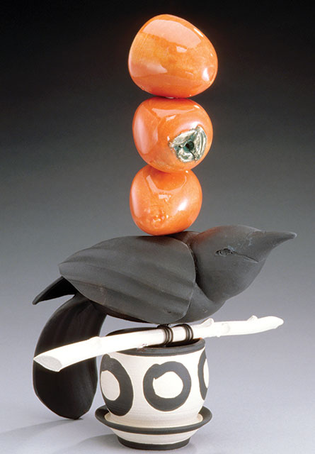 Barbara Sebastian Ceramic Artist - Artist of the Month - ACGA