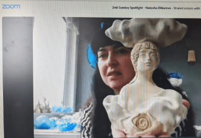Natasha Dikareva Member News May 2020