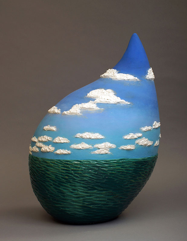 Mari Emori - Becalmed - 2020 ACGA Ceramics in Focus