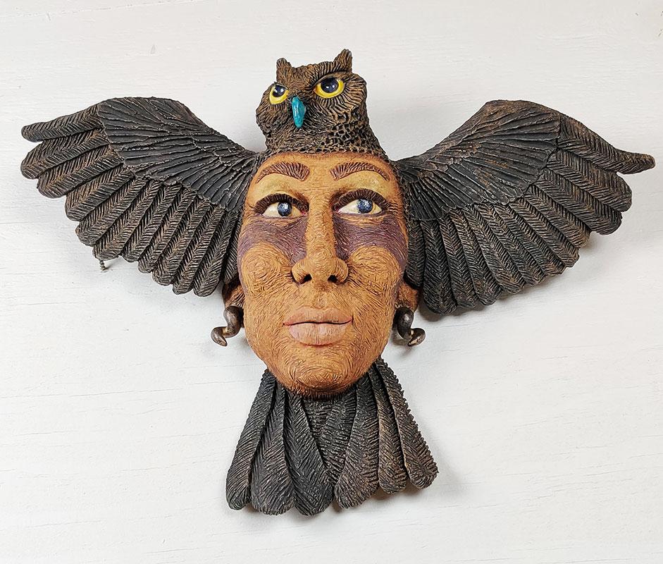 Naomi S Cooper - ACGA Ceramics in Focus - Davis Art Center 2020