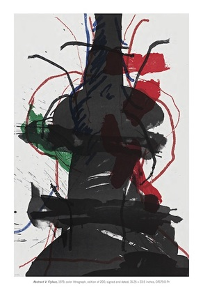 Peter Voulkos poster