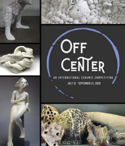 Off Center Blue Line Arts