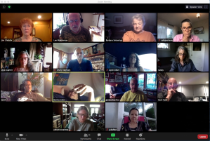 Acga Zoom Board Meeting September 2020