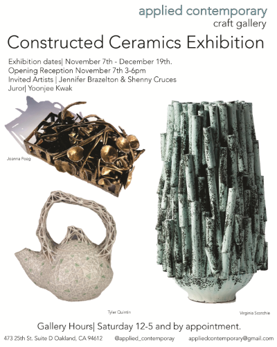 Constructed Ceramics