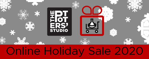 The Potter's Studio Holiday Sale