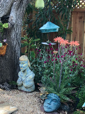 Garden Art - Antonia Tuppy Lawson