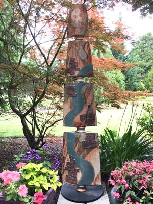 Garden Art - Rabun Thompson