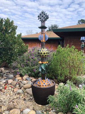 ACGA Garden Art - Melissa Woodburn