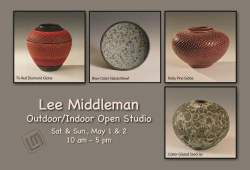 Lee Middleman Ceramics