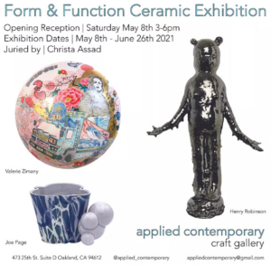 Applied Contemporary Craft Gallery
