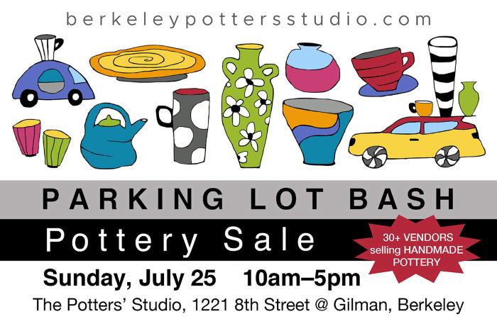 Berkeley Potter's Studio