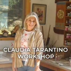 Claudia Tarantino Workshop